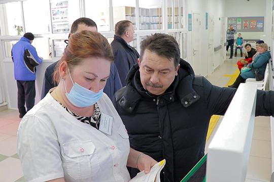 Марат Садыков окоронавирусной панике: «Иногда ажиотаж раздувают специально»
